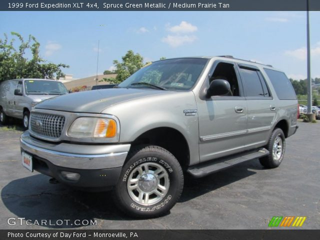 spruce green metallic 1999 ford expedition xlt 4x4. Black Bedroom Furniture Sets. Home Design Ideas