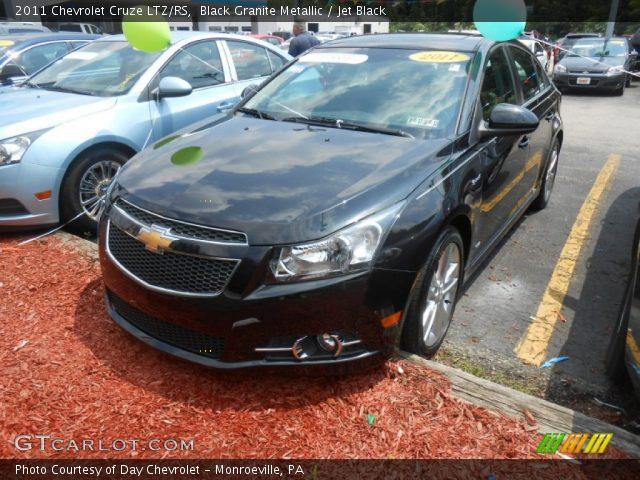 2011 Chevrolet Cruze LTZ/RS in Black Granite Metallic