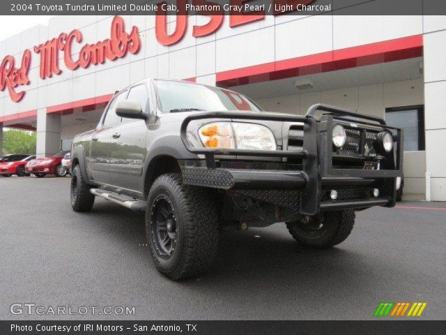 phantom gray pearl 2004 toyota tundra limited double cab. Black Bedroom Furniture Sets. Home Design Ideas