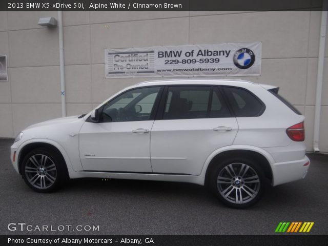 alpine white 2013 bmw x5 xdrive 50i cinnamon brown interior vehicle archive. Black Bedroom Furniture Sets. Home Design Ideas