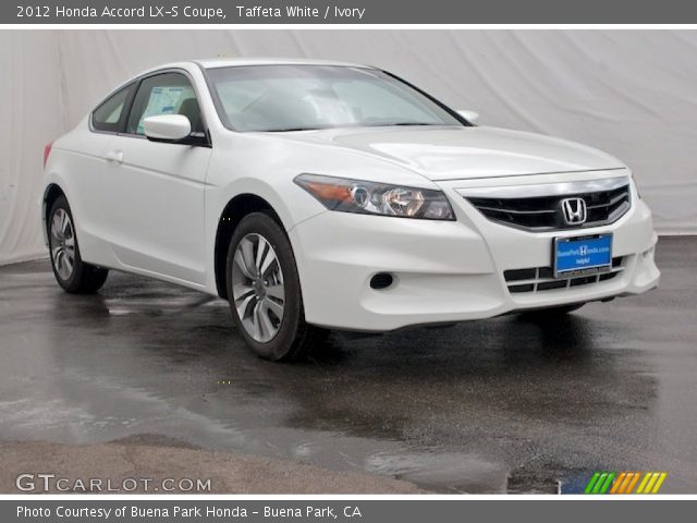 taffeta white 2012 honda accord lx s coupe ivory. Black Bedroom Furniture Sets. Home Design Ideas