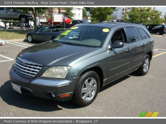 onyx green pearl 2004 chrysler pacifica dark slate gray interior. Cars Review. Best American Auto & Cars Review