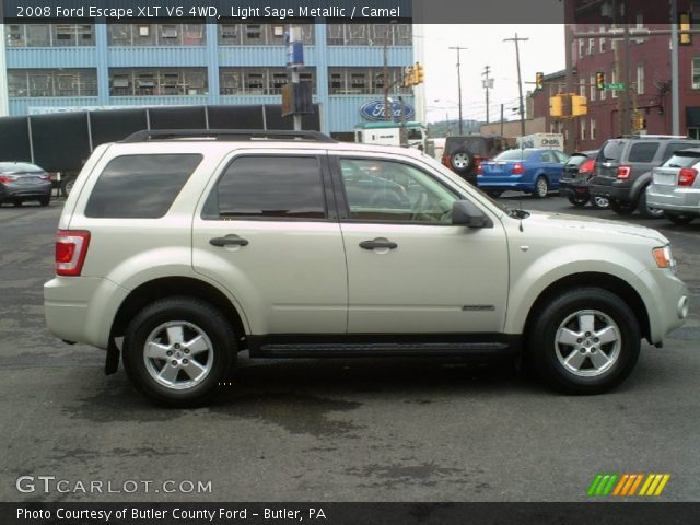 2008 Ford escape xlt light sage metallic