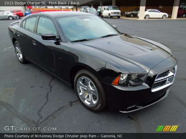 pitch black 2013 dodge charger se black interior vehicle. Cars Review. Best American Auto & Cars Review