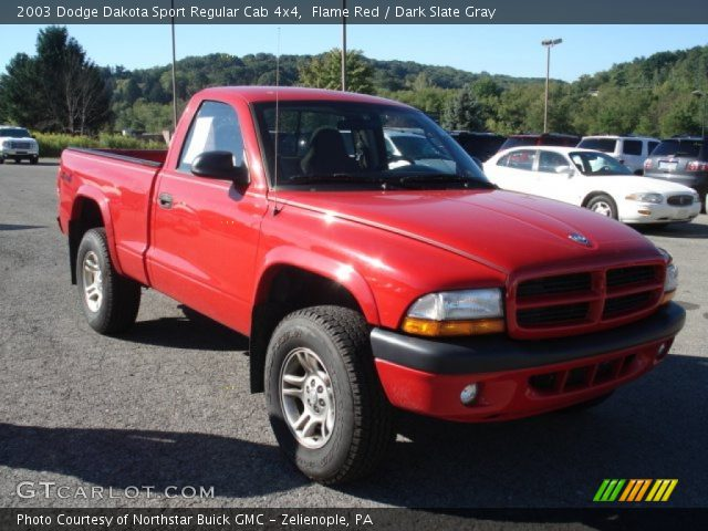 on 1995 Dodge Dakota Sport