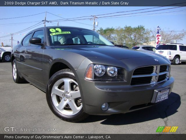 dark titanium metallic 2009 dodge charger sxt awd dark. Black Bedroom Furniture Sets. Home Design Ideas