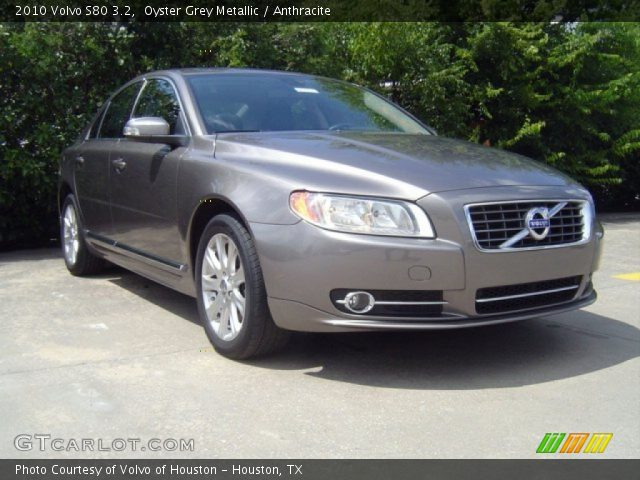 oyster grey metallic 2010 volvo s80 3 2 anthracite. Black Bedroom Furniture Sets. Home Design Ideas