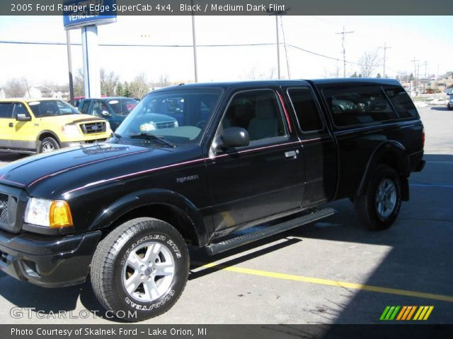2005 ford ranger edge black. Black Bedroom Furniture Sets. Home Design Ideas