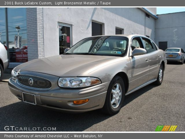 light bronzemist metallic 2001 buick lesabre custom taupe interior vehicle. Black Bedroom Furniture Sets. Home Design Ideas