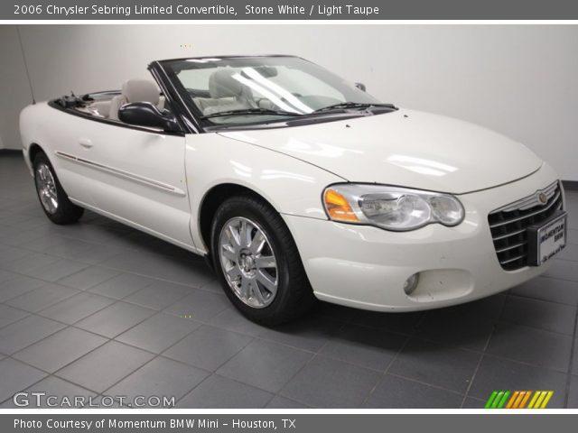 Used 2006 Chrysler Sebring Limited Sedan for Sale - Stock ...