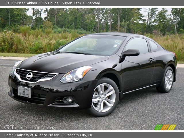 the gallery for gt nissan altima coupe black 2013