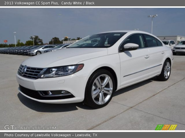 candy white 2013 volkswagen cc sport plus black interior vehicle archive. Black Bedroom Furniture Sets. Home Design Ideas