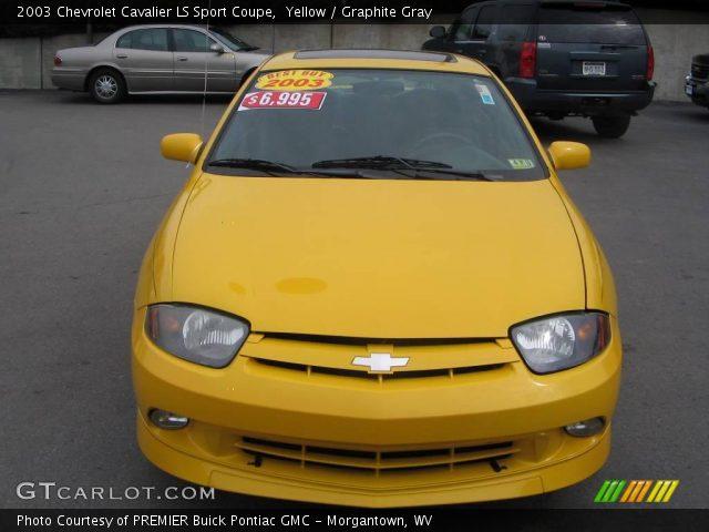 on 2003 Chevy Lumina Z34