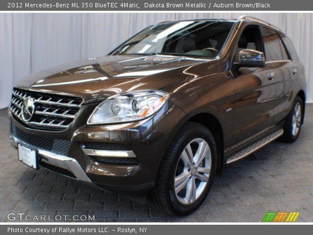 Palladium silver metallic 2012 mercedes benz glk 350 4matic exterior - Dakota Brown Metallic 2012 Mercedes Benz Ml 350 Bluetec