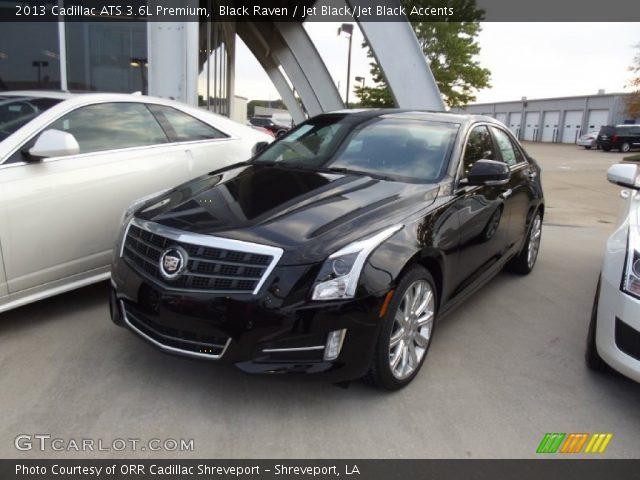 Image Gallery 2013 Black Cadillac