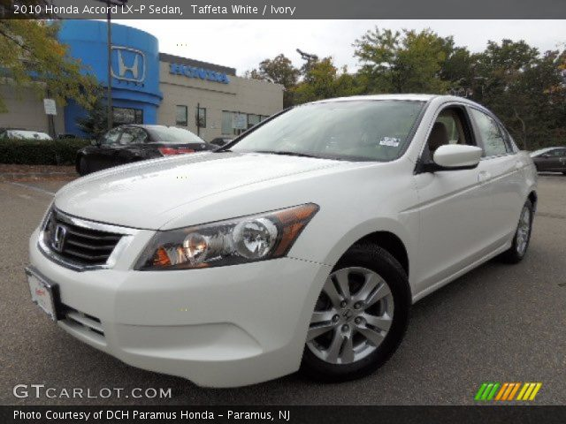 taffeta white 2010 honda accord lx p sedan ivory. Black Bedroom Furniture Sets. Home Design Ideas