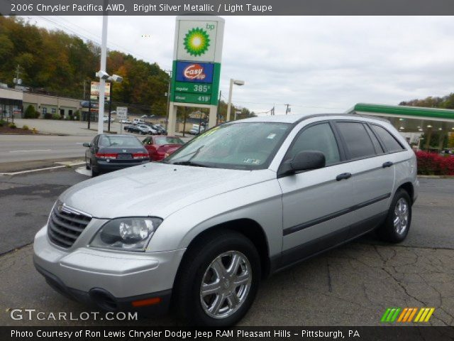 2006 Chrysler Pacifica AWD in Bright Silver Metallic. Click to see ...