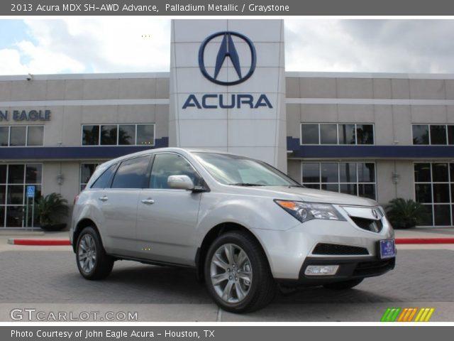 Used Cars For Sale In Houston Tx John Eagle Acura: 2013 Acura MDX SH-AWD Advance