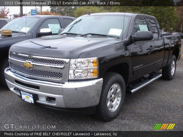 2013 chevrolet silverado 1500 lt extended cab 4x4 in black click to. Cars Review. Best American Auto & Cars Review