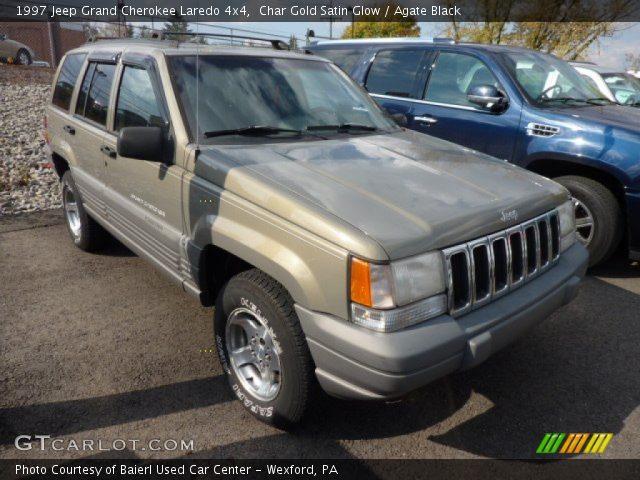 Char gold satin glow 1997 jeep grand cherokee laredo 4x4 - 1997 jeep grand cherokee interior ...