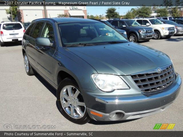 magnesium green pearl 2007 chrysler pacifica touring. Black Bedroom Furniture Sets. Home Design Ideas
