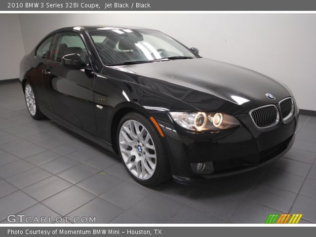 2010 bmw 3 series 328i coupe in jet black click to see large photo. Black Bedroom Furniture Sets. Home Design Ideas