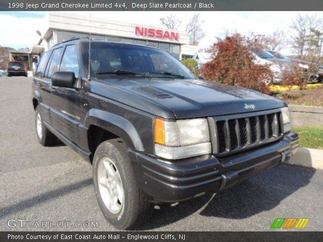 Deep Slate Pearlcoat - 1998 Jeep Grand Cherokee Limited ...