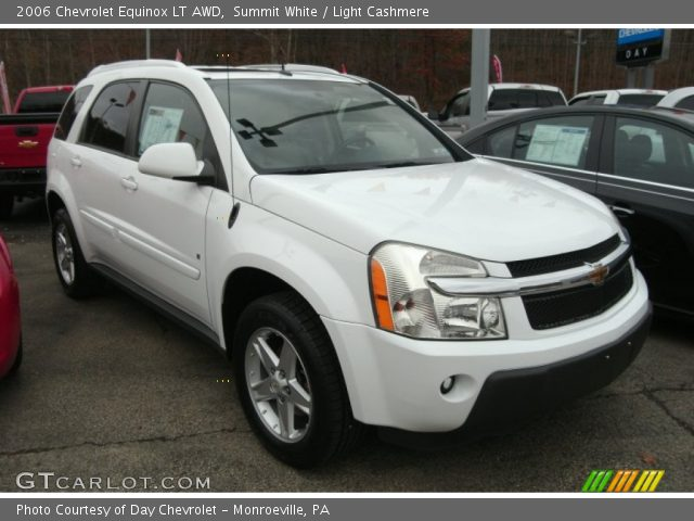 summit white 2006 chevrolet equinox lt awd light. Black Bedroom Furniture Sets. Home Design Ideas