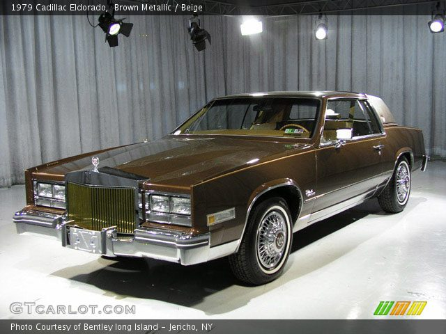 1979 Cadillac Eldorado  in Brown Metallic