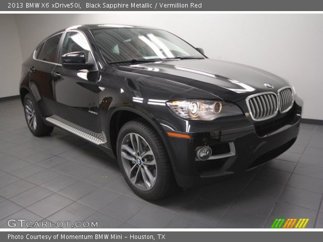 black sapphire metallic 2013 bmw x6 xdrive50i. Black Bedroom Furniture Sets. Home Design Ideas