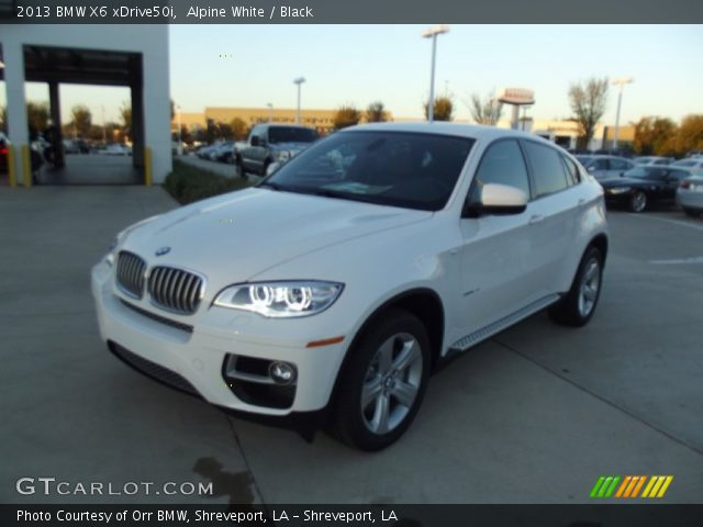 alpine white 2013 bmw x6 xdrive50i black interior. Black Bedroom Furniture Sets. Home Design Ideas