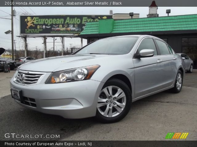 alabaster silver metallic 2010 honda accord lx p sedan. Black Bedroom Furniture Sets. Home Design Ideas