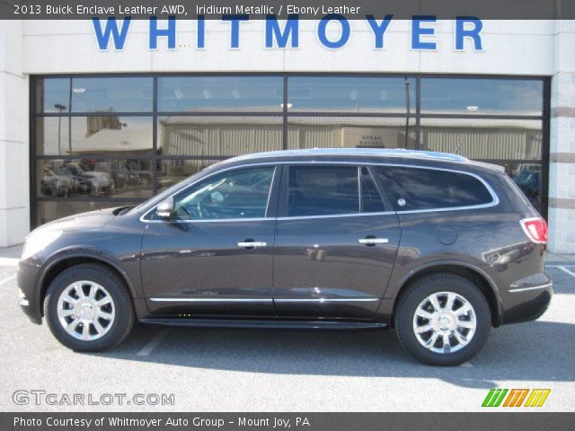 2013 Buick Enclave Leather AWD in Iridium Metallic