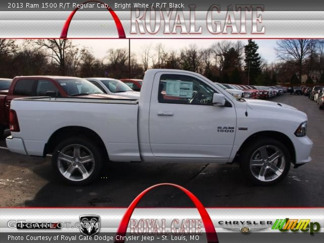 2013 Ram 1500 R/T Regular Cab in Bright White