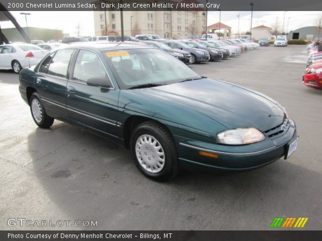 2000 Bright White Chevrolet Lumina Sedan #14554472 ...