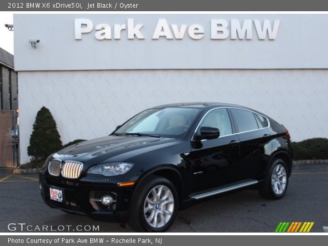 jet black 2012 bmw x6 xdrive50i oyster interior. Black Bedroom Furniture Sets. Home Design Ideas