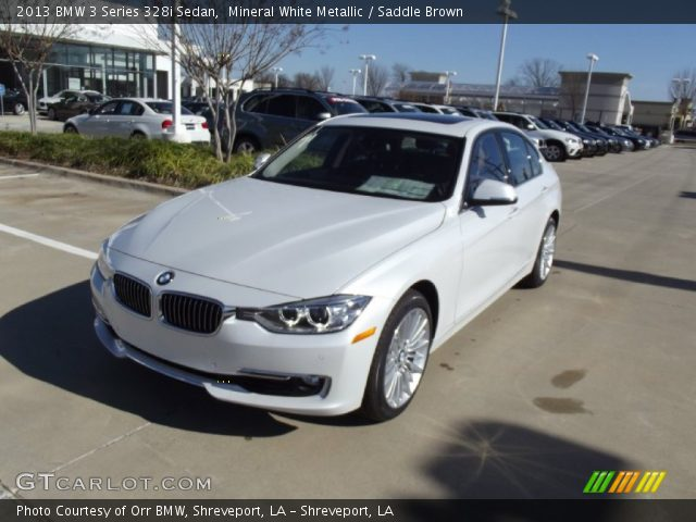 mineral white metallic 2013 bmw 3 series 328i sedan