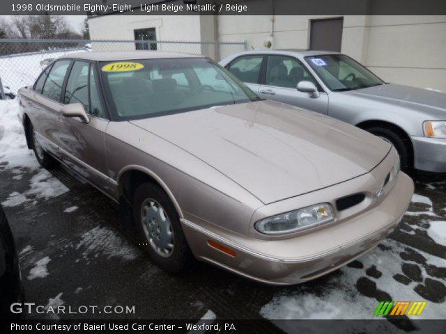 1998 Oldsmobile Eighty-Eight  in Light Beige Metallic