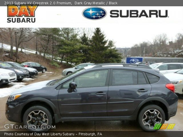 2013 Subaru XV Crosstrek 2.0 Premium in Dark Gray Metallic