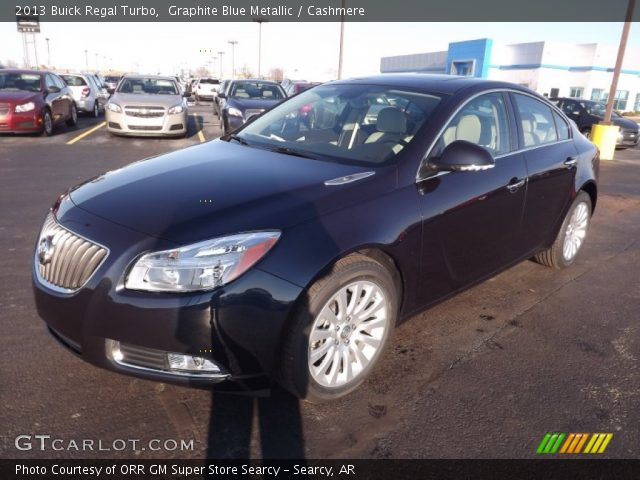 graphite blue metallic 2013 buick regal turbo cashmere