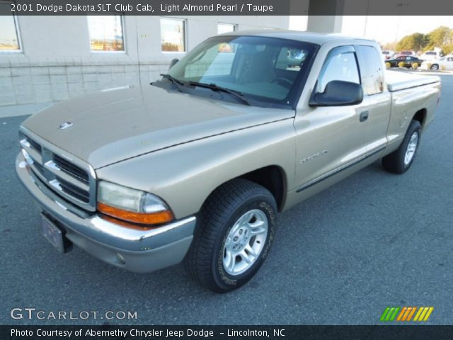 light almond pearl 2001 dodge dakota slt club cab. Black Bedroom Furniture Sets. Home Design Ideas