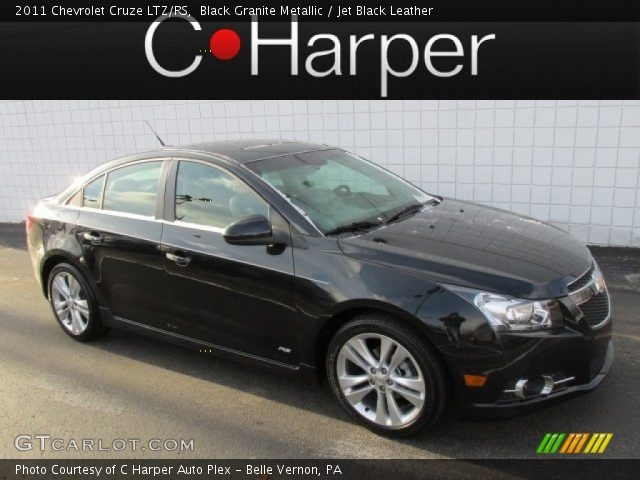 2011 Chevrolet Cruze LTZ/RS in Black Granite Metallic