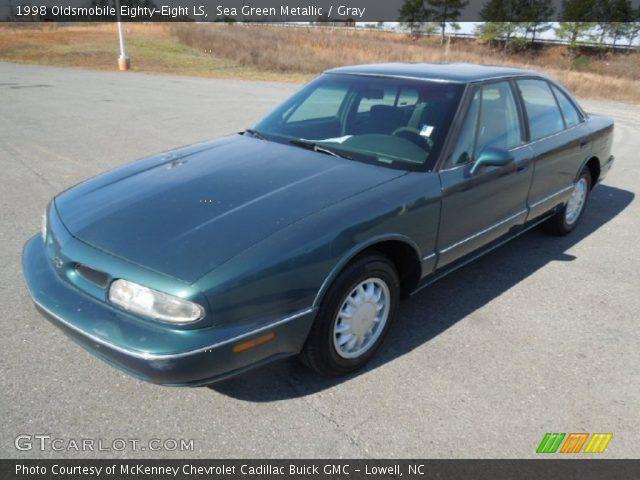1998 Oldsmobile Eighty-Eight LS in Sea Green Metallic