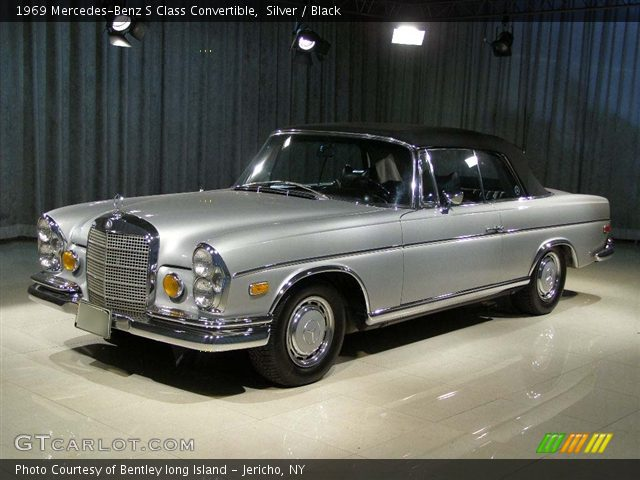 1969 Mercedes Convertible
