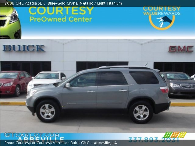 2008 Gmc Acadia Slt in