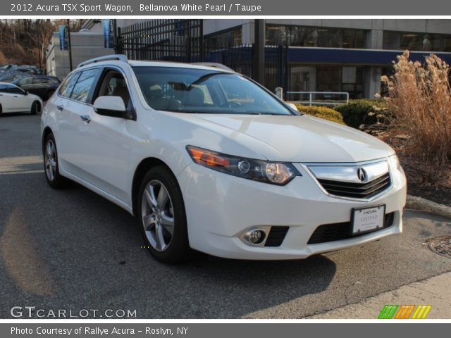 bellanova white pearl 2012 acura tsx sport wagon taupe. Black Bedroom Furniture Sets. Home Design Ideas