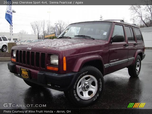 2001 jeep cherokee sport 4x4 in sienna pearlcoat click to see large. Cars Review. Best American Auto & Cars Review