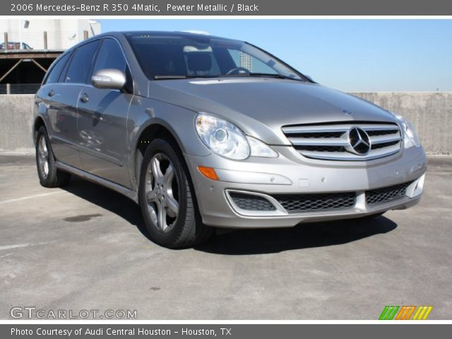 2006 Mercedes-Benz R 350 4Matic in Pewter Metallic