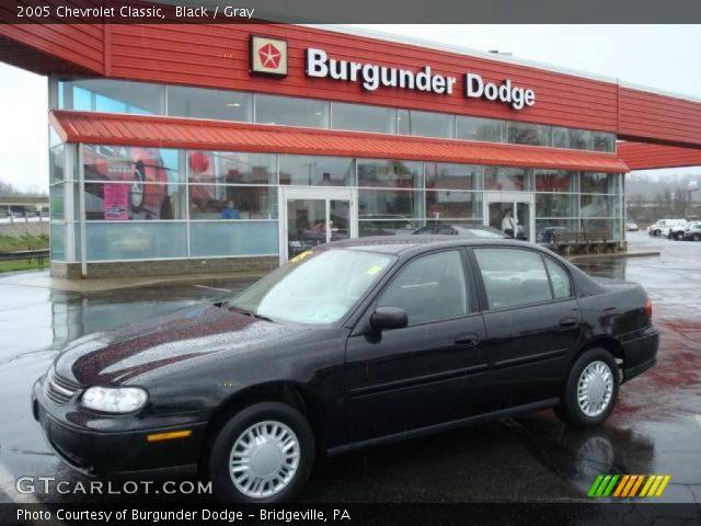 Black 2005 Chevrolet Classic Gray Interior Gtcarlot Com Vehicle Archive 7661219