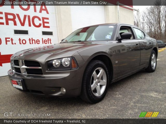 dark titanium metallic 2009 dodge charger sxt dark. Black Bedroom Furniture Sets. Home Design Ideas